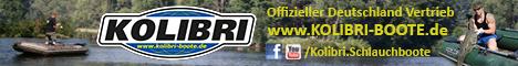 Herzlich Willkommen bei Kolibri Schlauchboote Vertrieb